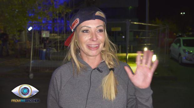 Promi Big Brother - Promi Big Brother - Der Tag Danach: Cora Schumacher - Besuch In Ihrer Luxus-villa