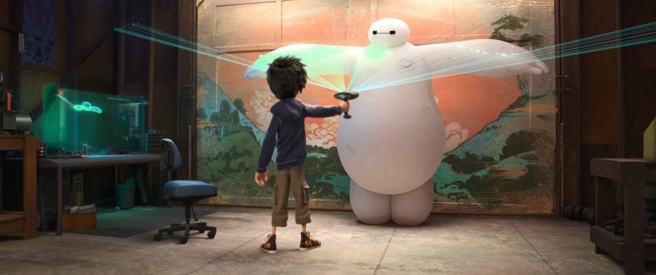 BIG-HERO6-2014Disney - Bildquelle: 2014 Disney