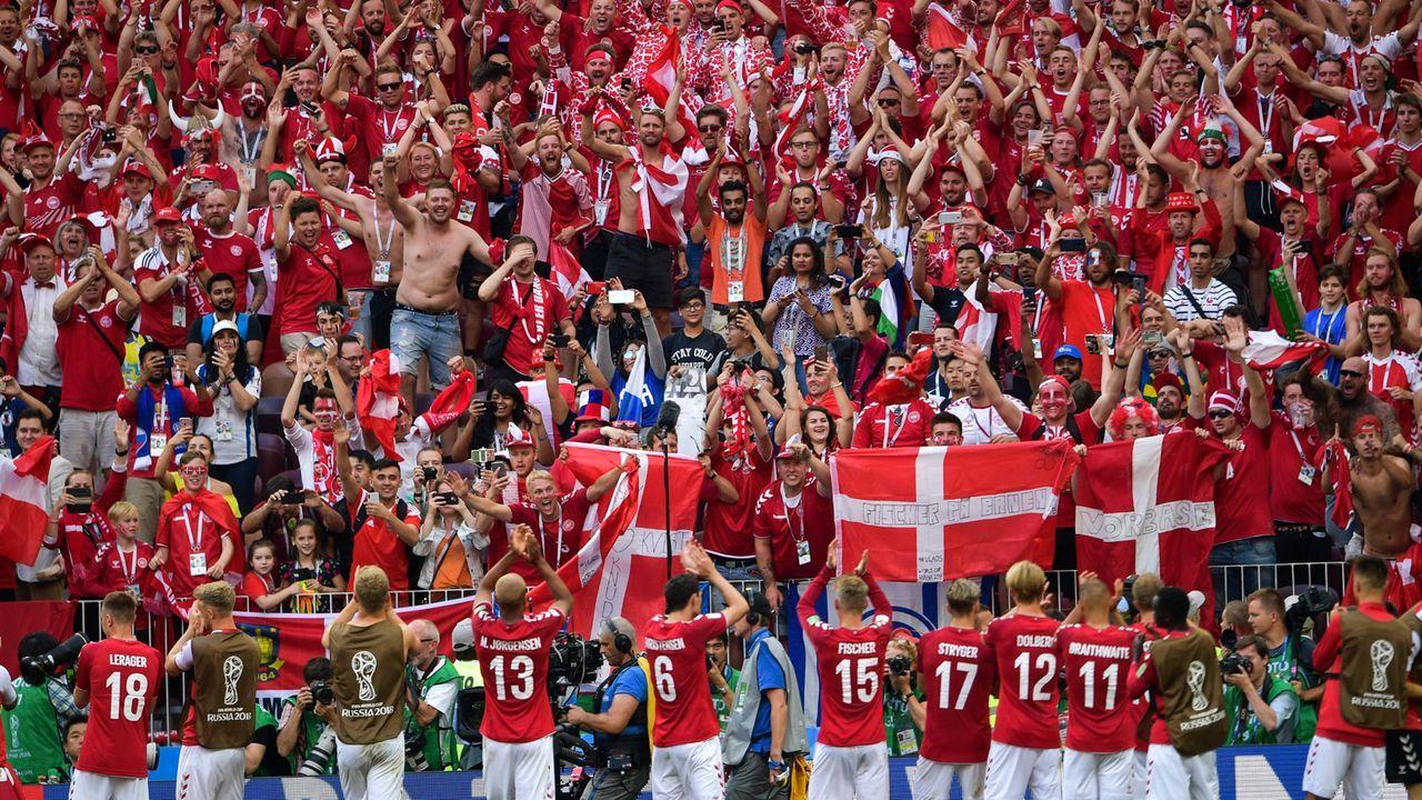 8. Dänemark: 17.216 Euro wegen Fehlverhalten der Fans - Bildquelle: imago/Imaginechina