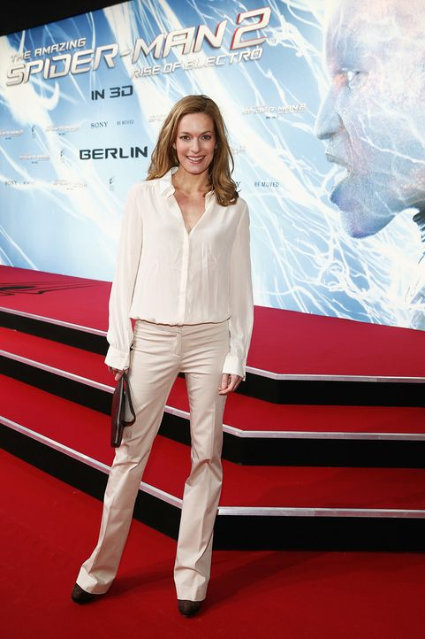 spiderman2-premiere-berlin-Lisa-Martinek-140415-Sony-Pictures - Bildquelle: 2014 Sony Pictures Releasing GmbH