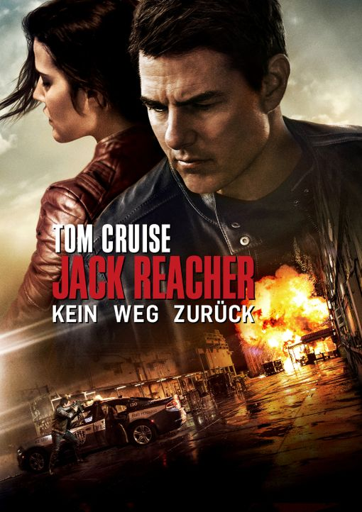 Jack Reacher: Kein Weg zurück - Artwork - Bildquelle: 2016 PARAMOUNT PICTURES.  ALL RIGHTS RESERVED.