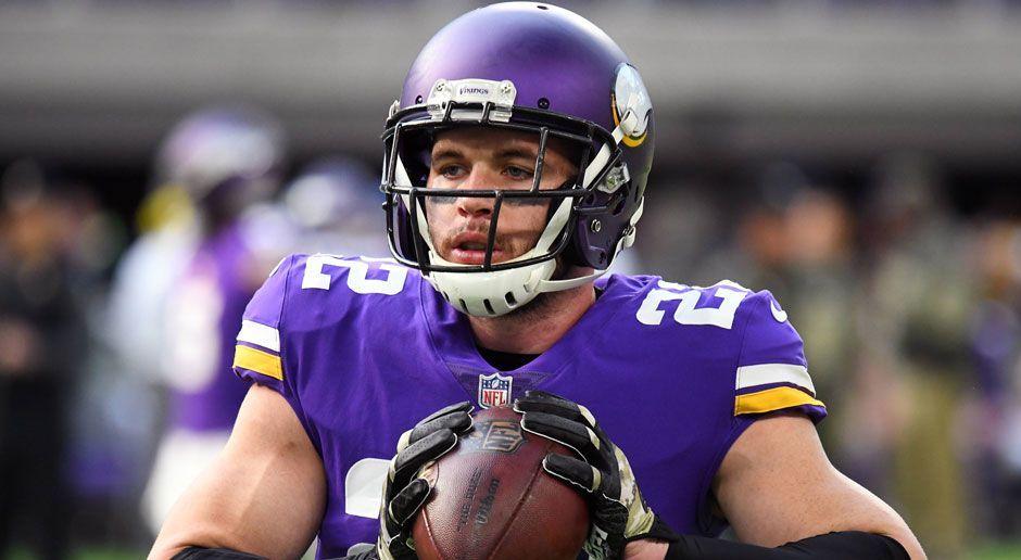 Safety B: Harrison Smith (Minnesota Vikings) - Bildquelle: imago/Icon SMI