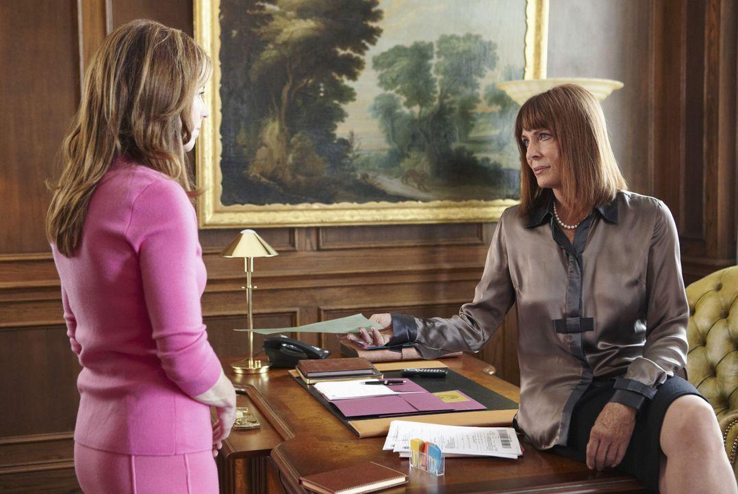 Megan (Dana Delany, l.) hat es mit ihrer Mutter (Joanna Cassidy, r.) nicht immer leicht ... - Bildquelle: ABC Studios