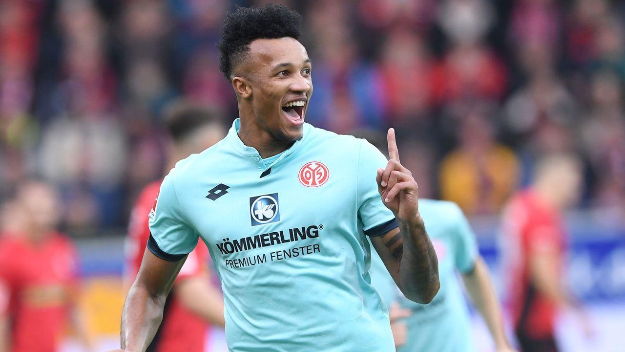 Jean-Philippe Gbamin (1. FSV Mainz 05) - Bildquelle: Getty Images