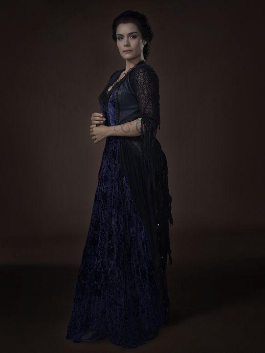 (3. Staffel) - Was treibt Pandora (Shanny Sossamon) nach Sleepy Hollow und warum entfesselt sie das Böse wirklich? - Bildquelle: 2015-2016 Fox and its related entities.  All rights reserved.