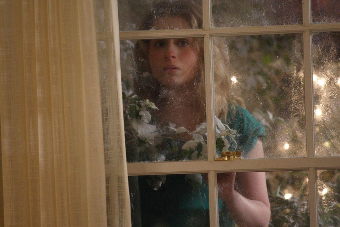 Steht Tessa bei: Lisa (Allie Grant) ... - Bildquelle: Warner Bros. Television