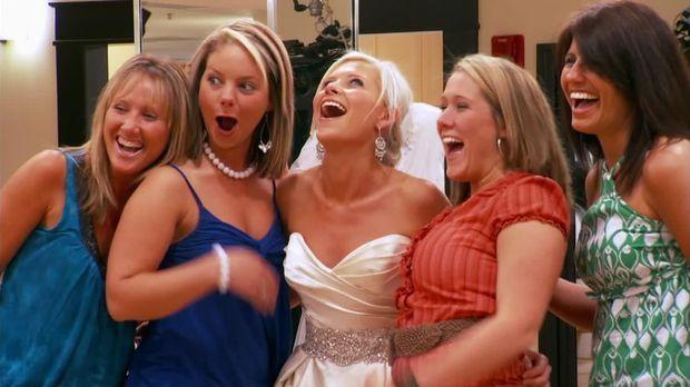 Staffel 1 Episode 9: Bridal Veterans