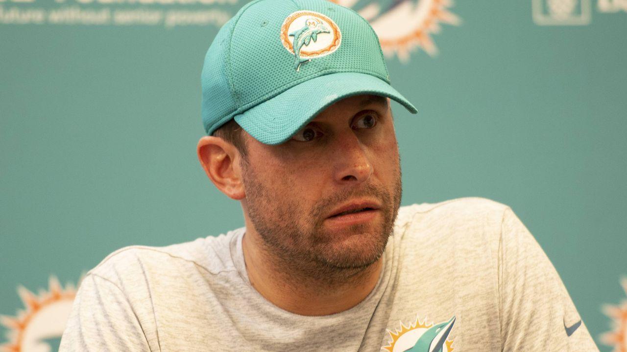 4. Adam Gase (Miami Dolphins) - Bildquelle: imago/Icon SMI