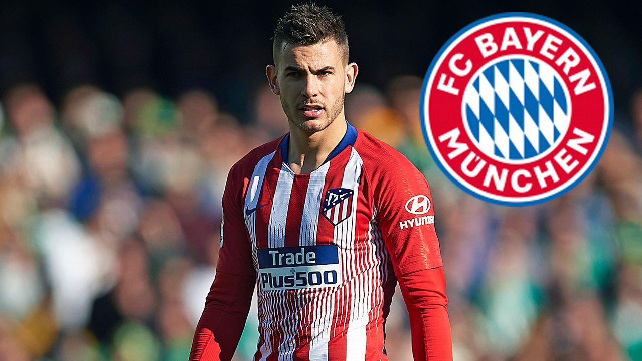 Lucas Hernandez (Atletico Madrid) - Bildquelle: 2019 Getty Images