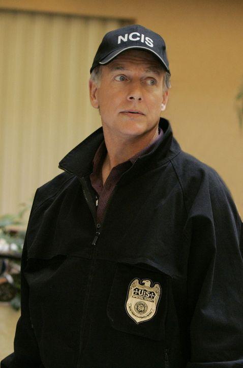 Ein neuer schwieriger Fall wartet auf Gibbs (Mark Harmon) ... - Bildquelle: CBS Television