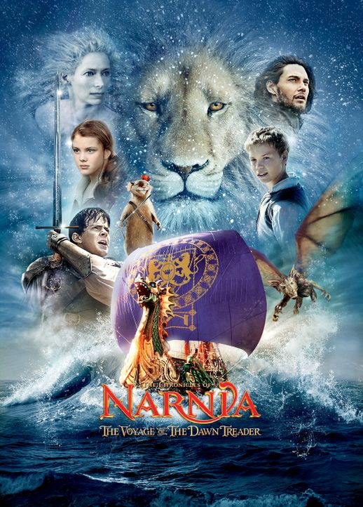 CHRONIKEN VON NARNIA, DIE - DIE REISE AUF DER MORGENRÖTE - Artwork - Bildquelle: TM &   2010 Twentieth Century Fox Film Corporation and Walden Media, LLC. All Rights Reserved. Not for sale or duplication