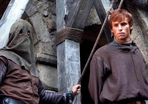 Jack (Eddie Redmayne) soll als Mörder verurteilt und gehängt werden. - Bildquelle: Tandem Productions Pillars Productions