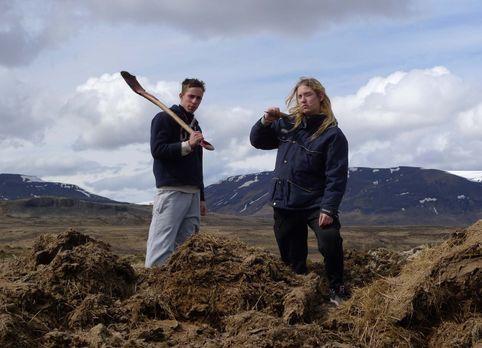 Die strengsten Eltern der Welt - Auf Island bekommen Danny (l.) und Jasmin (r...