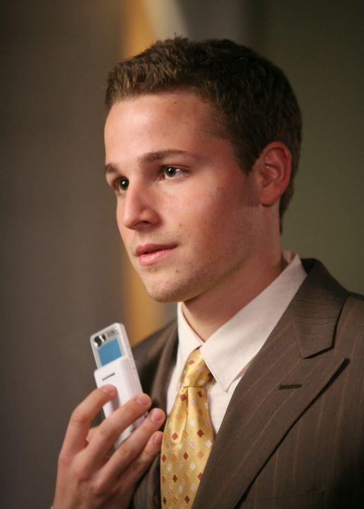 Fünf Jahre später: Aus Andrew (Shawn Pyfrom) ist etwas geworden - er ist Brees Manager ... - Bildquelle: ABC Studios