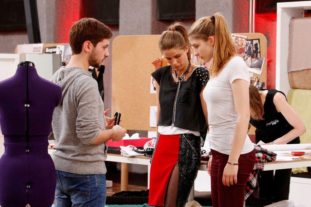 Fashion-Hero-Epi05-Atelier-50-ProSieben-Richard-Huebner - Bildquelle: Richard Huebner