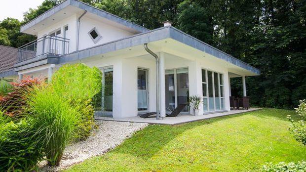 Eigenheim-Villa