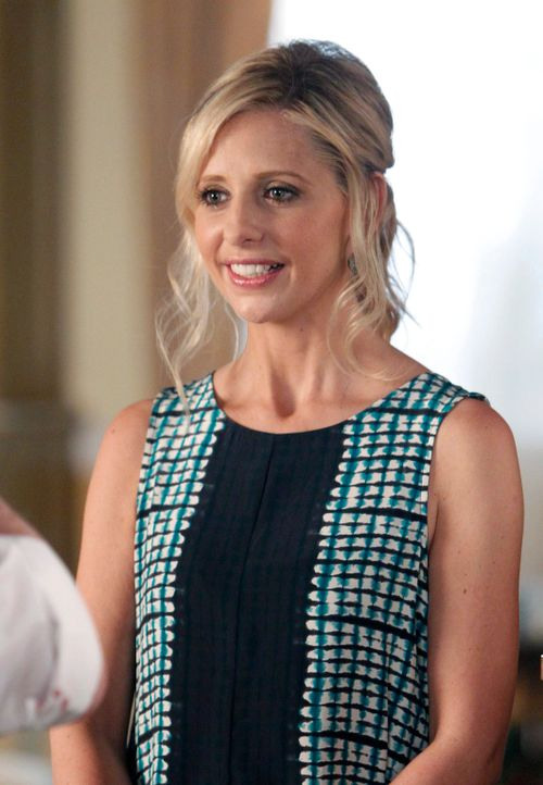 Hat einen ganz besonderen Verehrer: Sydney (Sarah Michelle Gellar) ... - Bildquelle: 2013 Twentieth Century Fox Film Corporation. All rights reserved.