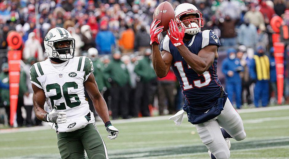Phillip Dorsett (New England Patriots) - Bildquelle: 2017 Getty Images
