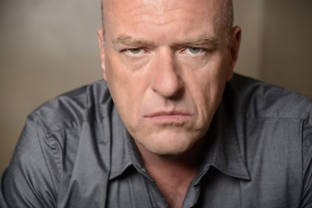 "(1. Staffel) - Hat ""Big Jim"" Rennie (Dean Norris) eine Ahnung, was Chester's Mill widerfahren ist? - Bildquelle: 2013 CBS Broadcasting Inc. All Rights Reserved"