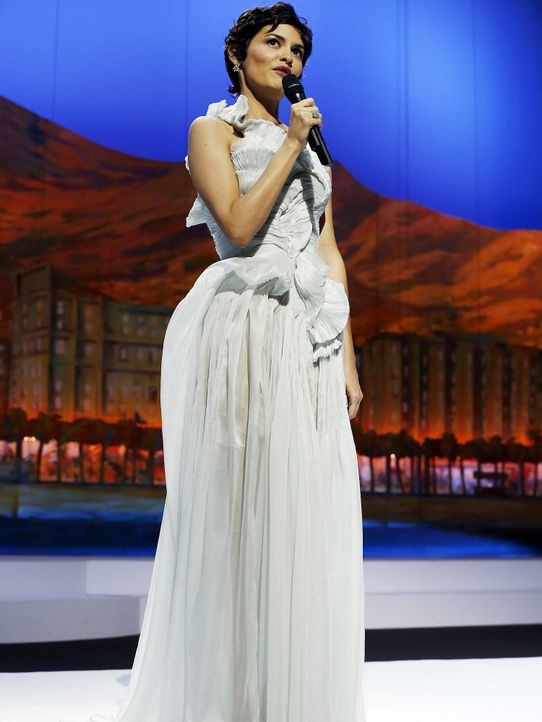 Cannes-130515-Audrey-Tautou-AFP