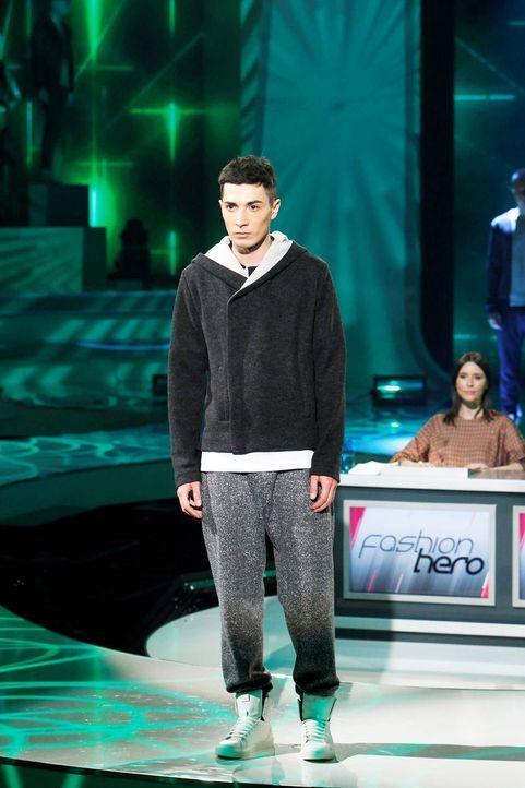 Fashion-Hero-Epi07-Gewinneroutfits-Tim-Labenda-ASOS-03-Richard-Huebner - Bildquelle: Richard Huebner