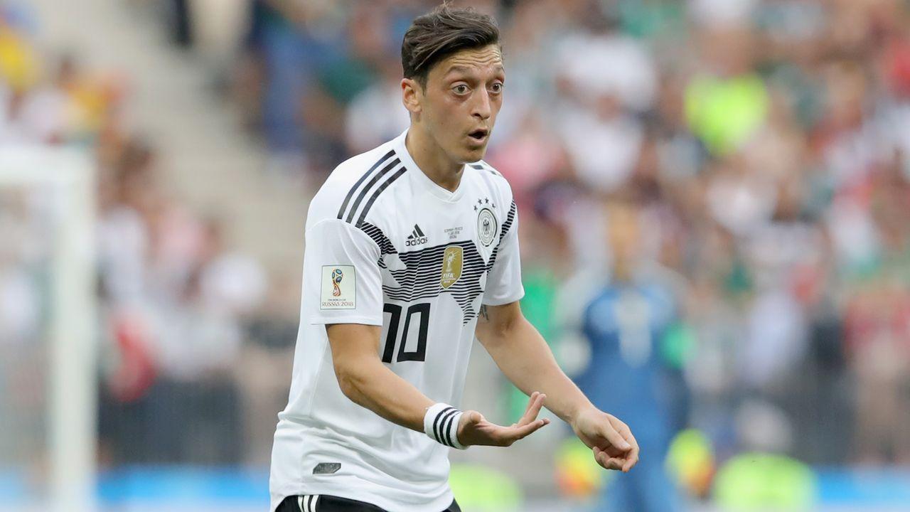 Mittelfeld: Mesut Özil - Bildquelle: 2018 Getty Images