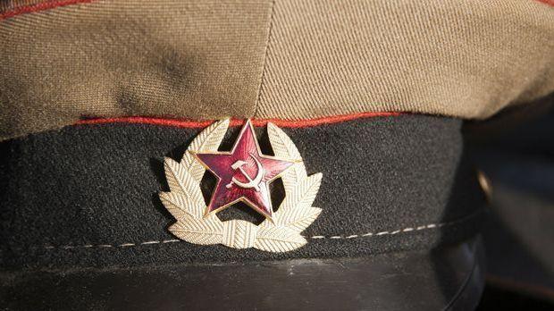 Das Wappen der Rote Armee