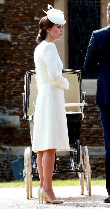 Taufe-Prinzessin-Charlotte-15-07-05-17-AFP - Bildquelle: AFP