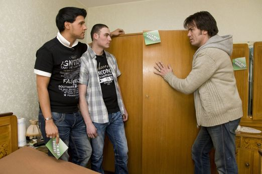 Neu für Null - Schöner Wohnen ohne Geld - Julian und Robert sind ein junges P...