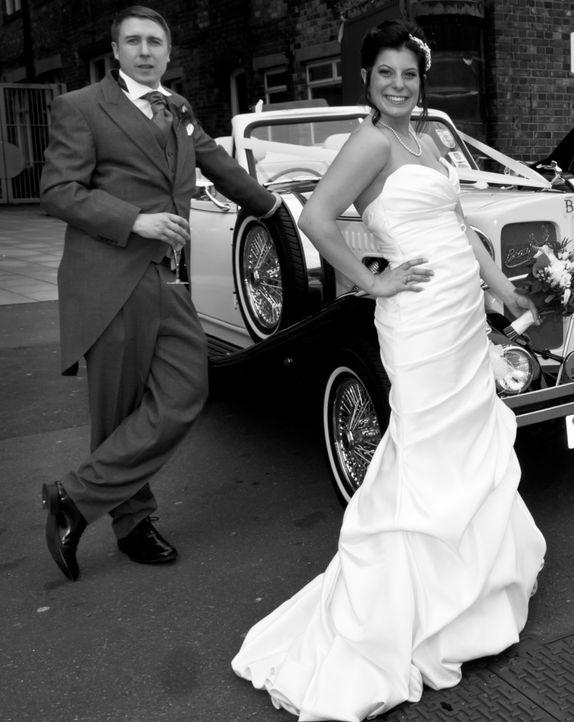 Lauren hofft auf eine glamouröse Hochzeit, aber wird ihr nie erwachsen werdender Verlobter ihre Träume erfüllen können?