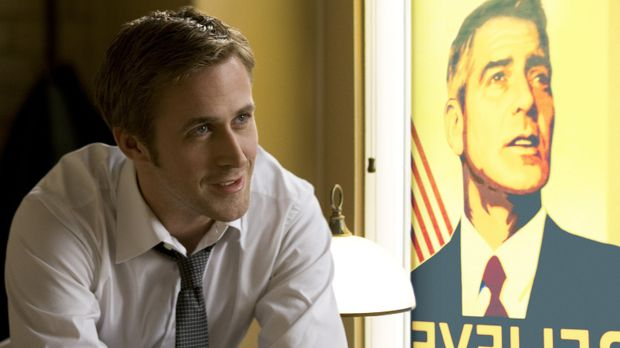 Obwohl noch sehr jung, gilt Stephen Myers (Ryan Gosling), Berater der demokra...