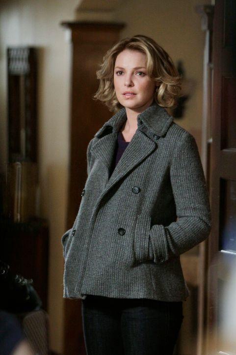 Kehrt zurück um die Dinge mit Alex zu klären: Izzie (Katherine Heigl) ... - Bildquelle: Touchstone Television
