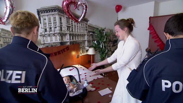 Auf Streife - Berlin - Auf Streife - Berlin - Baby In Der Hochzeitssuite