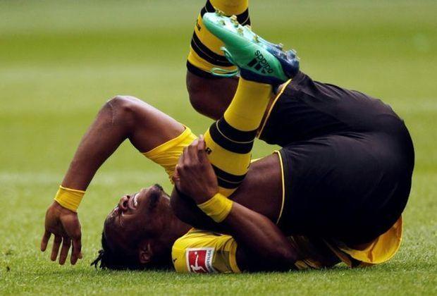 Batshuayi hat sich beim Derby eine Verletzung zugezogen