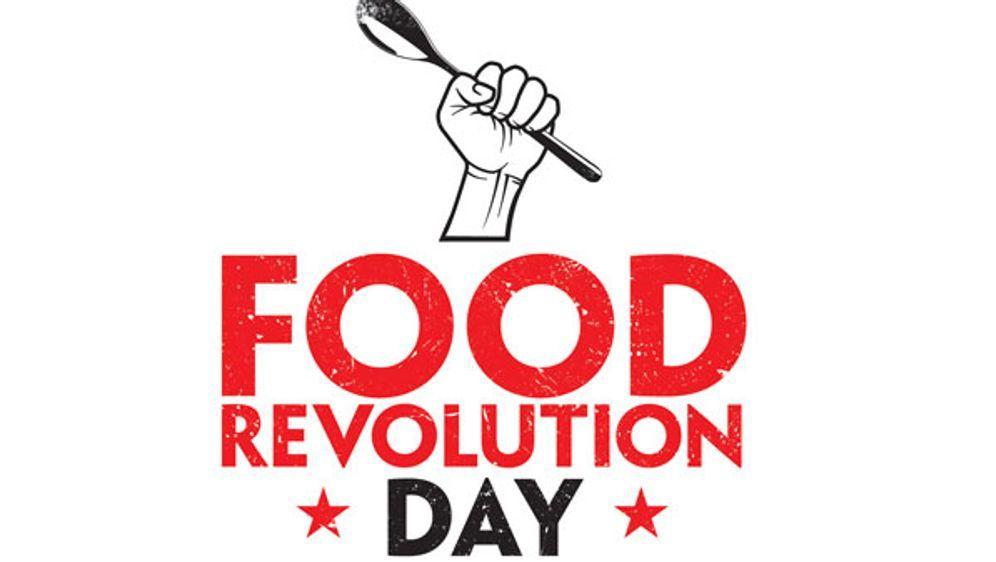 Jamie Olivers Food Revolution Day: 15. Mai