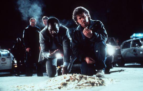 Lethal Weapon 2 - Brennpunkt L.A. - Als die Cops Murtaugh (Danny Glover, 2.v....
