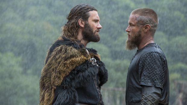 Die Wikinger kehren nach Kattegat zurück, wo nicht nur Rollo (Clive Standen,...