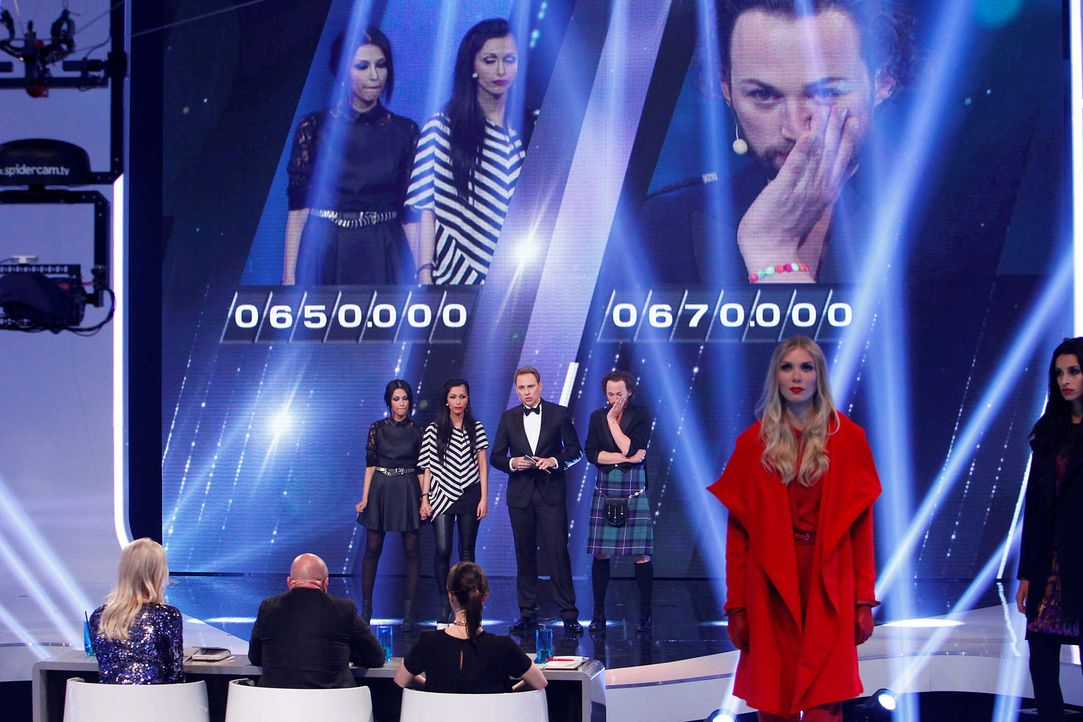 Fashion-Hero-Epi08-Show-69-Richard-Huebner-ProSieben - Bildquelle: Pro7 / Richard Hübner
