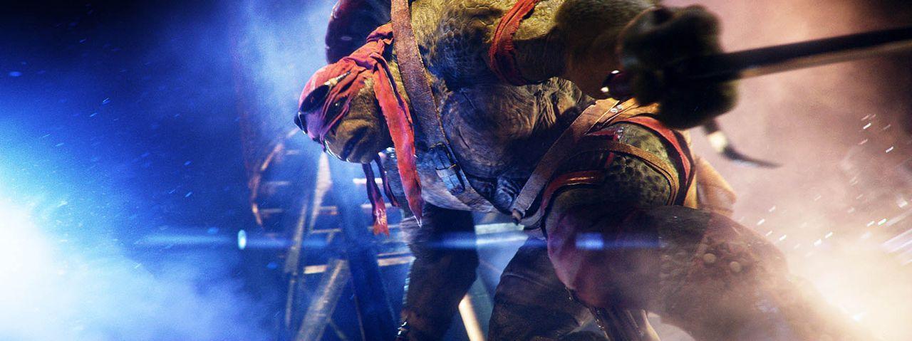 teenage-mutant-ninja-turtles-27-Paramount-Pictures - Bildquelle: Paramount Pictures