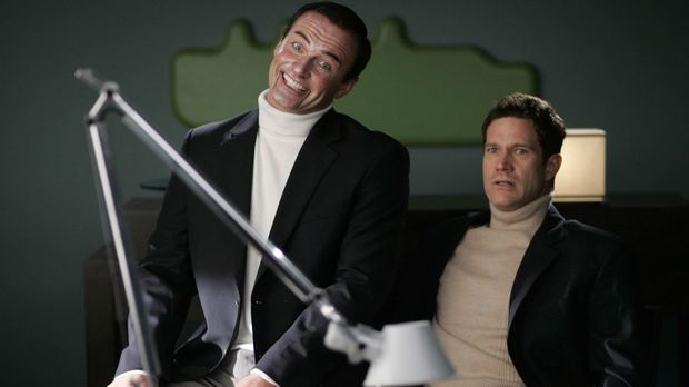 Sean (Dylan Walsh, r.) hat es satt, immer im Schatten von Christian (Julian M...