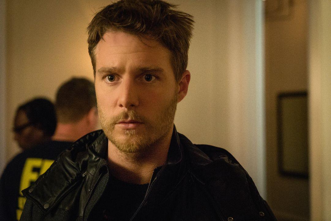Ein neuer Auftrag wartet auf Brian (Jake McDorman): Er soll in Quantico eine Einheit unterstützen, die Jagd auf Serienkiller macht ... - Bildquelle: Michael Parmelee 2015 CBS Broadcasting, Inc. All Rights Reserved