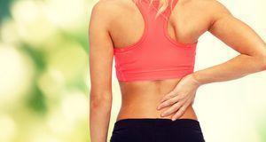 Schmerzen im unteren Rücken können auch durch das blockierte Wurzelchakra aus...