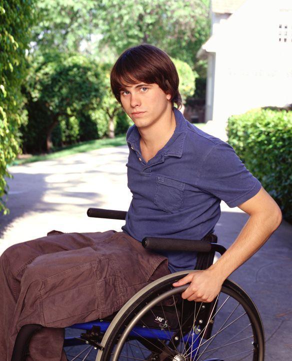 (1. Staffel) - Seit einigen Jahren ist Joans älterer Bruder Kevin (Jason Ritter) durch die Folgen eines Autounfalls an den Rollstuhl gefesselt ... - Bildquelle: Sony Pictures Television