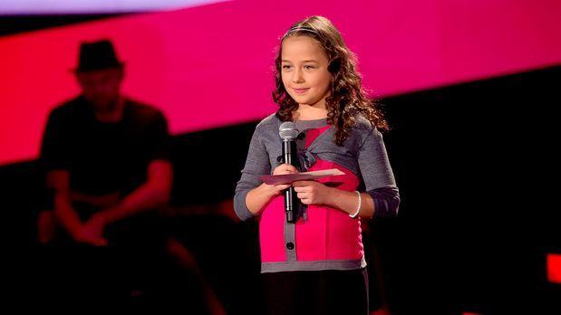 The Voice Kids - The-Voice-Kids-s01e02-Nicole-19 - Bildquelle: SAT.1/Richard...