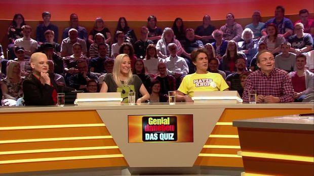 Genial Daneben - Das Quiz - Genial Daneben - Das Quiz - Beantwortet Janine Kunze Die Fragen Im Alleingang?