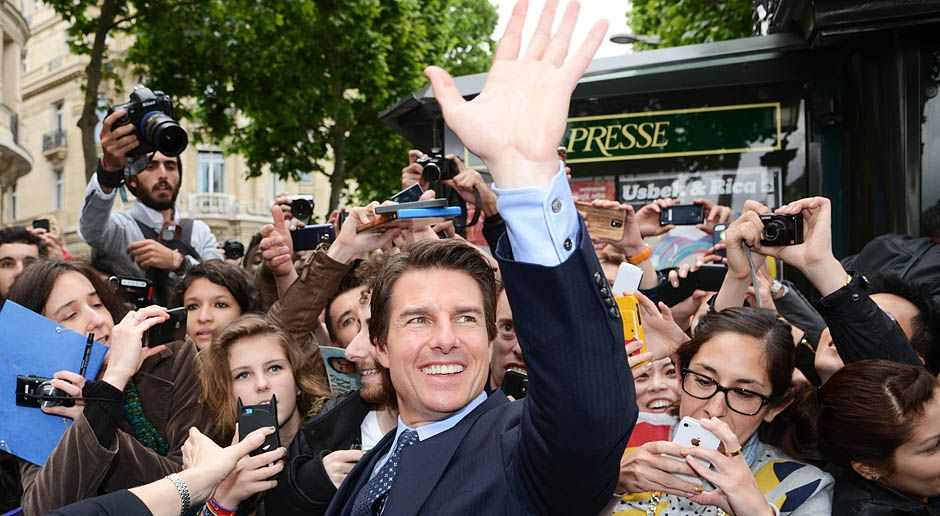 premiere-edge-of-tomorrow-paris-14-05-30-02-Warner-Bros-Pictures - Bildquelle: Warner Bros. Pictures