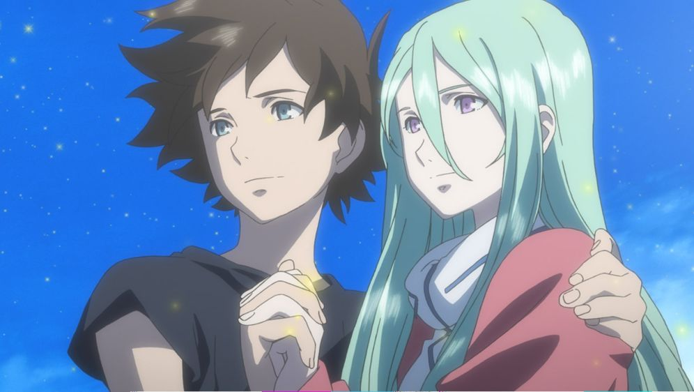 Eureka Seven - Bildquelle: 2009 BONES / Project EUREKA MOVIE All rights reserved.