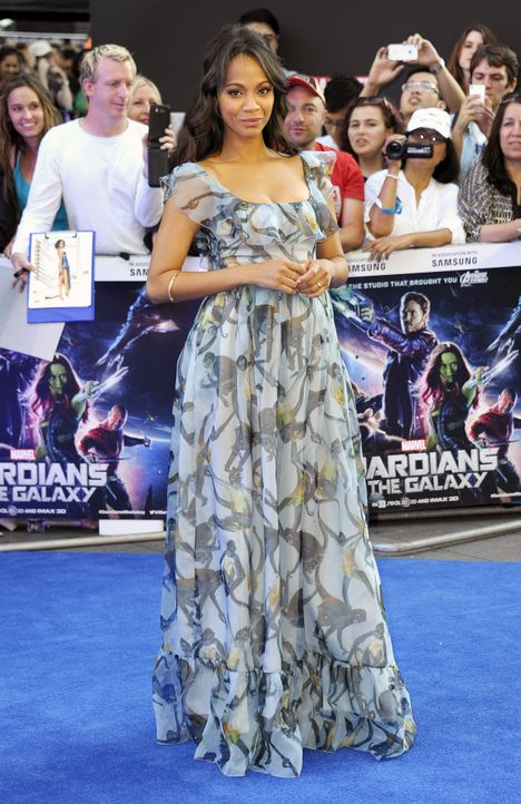 Zoe-Saldana-02-Guardians-of-the-Galaxy-Lia Toby-WENN-com - Bildquelle: WENN.com