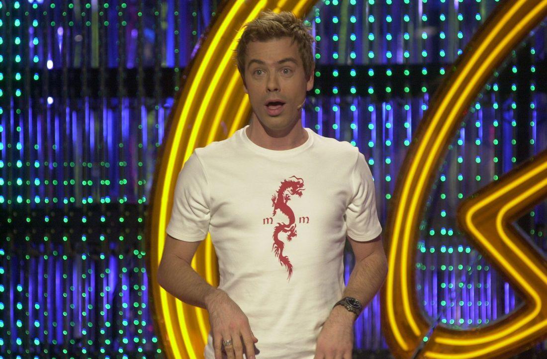 """Michael Mittermeier ist heute zu Gast im """"Quatsch Comedy Club"""". - Bildquelle: ProSieben"""