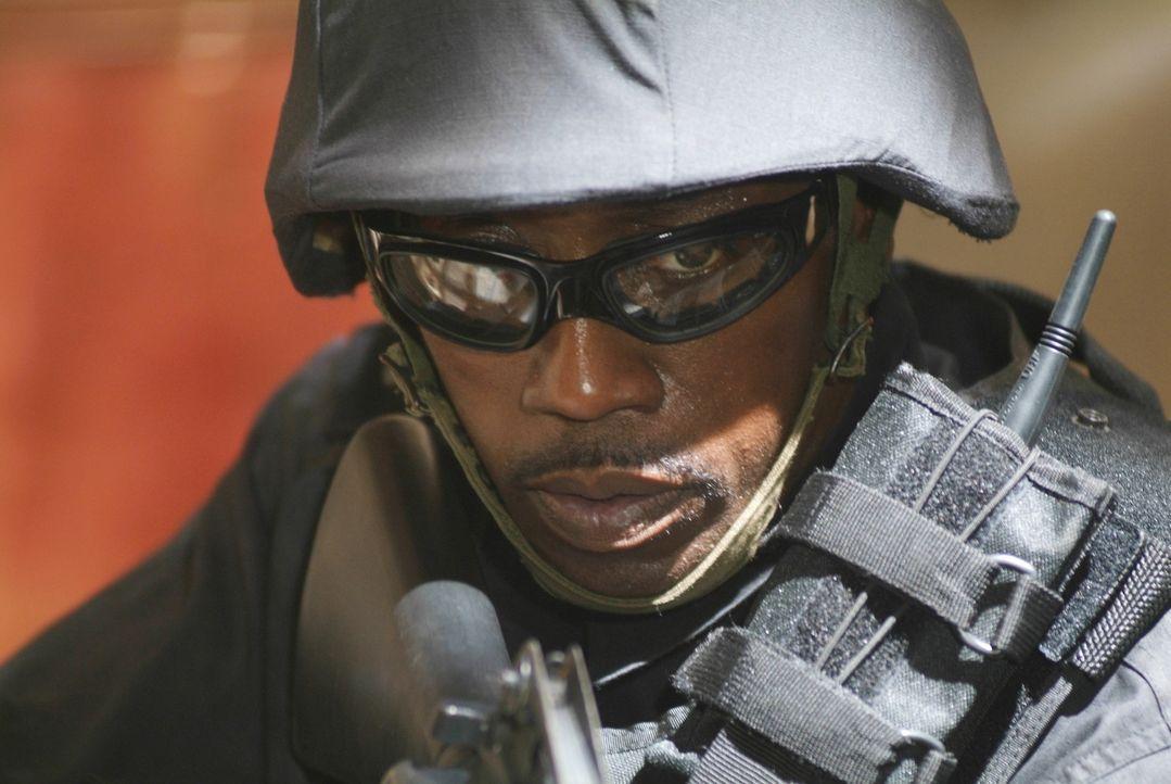 CIA-Agent James Dial (Wesley Snipes) soll einen alten Auftrag zu Ende zu bringen: Ein Terrorist, den er nie erwischen konnte, ist wieder aufgetaucht... - Bildquelle: Copyright   2007 Chaintron Limited and RMA Productions EOOD. All Rights Reserved.